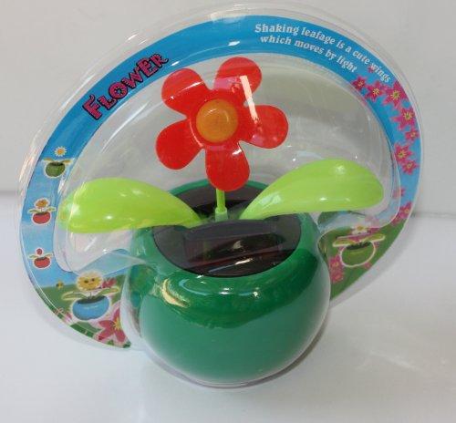Kito Solar Powered Dancing Flower - Green