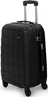 Senator Lightweight Luggage Checked Bag- Durable Hard-Shell Luggage 28 Inches Suit Case for Travel | Large Hard sided Lugg...