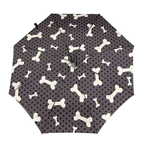 骨格 自動開閉式折りたたみ傘 ワンタッチ 折りたたみ傘 耐強風撥水 大きいサイズ 雨傘 日傘 持ち運びが簡単 おしゃれ 個性 晴雨兼用