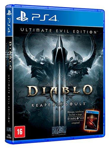 Diablo III - Ultimate Evil Edition - PlayStation 4