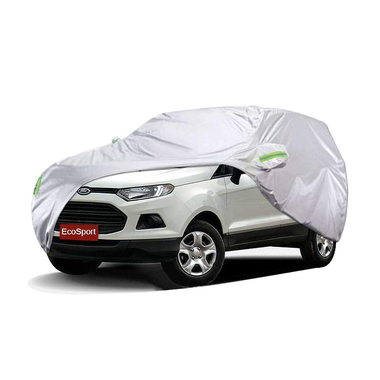 袋つぶやきディベート車のカバー フォードEcoSport車カバーSUV厚いオックスフォード布日焼け止め防雨暖かいカバー車カバー (サイズ さいず : 2016)