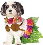 Rubie's Hula Girl Pet Costume, Extra-Large