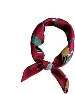NJGV Double-sided boxer long section scarf female Korean version of the spring and autumn wild wrist band streamer hair band fashion bow tie