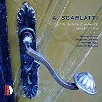 Scarlatti: Clori, ninfa e amante - Arias and Cantatas by Renata Fusco [voice] (2013-10-27)