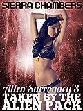 Alien Surrogacy 3: Taken by the Alien Pack (English Edition)