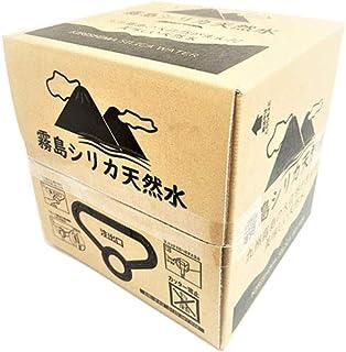 霧島シリカ水源 霧島シリカ天然水 12L バッグインボックス 1箱