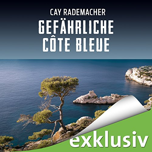 Gefährliche Côte Bleue (Capitaine Roger Blanc 4) audiobook cover art