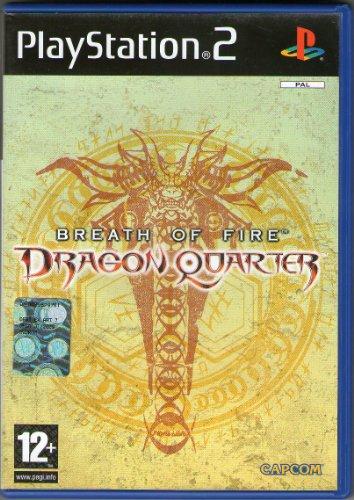 Breath Of Fire Dragon Quarter