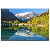 Arta 壁掛けポスターフレーム キャンバス絵画インテリアモダン自然風景絵画 G209