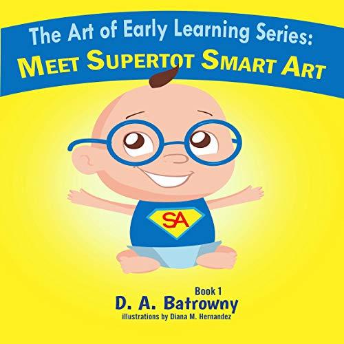 Couverture de Meet Supertot Smart Art