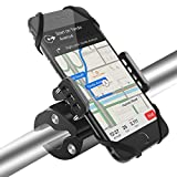 MEIDI Porta cellulare bici porta telefono bici supporto telefono moto portacellulare per bicicletta supporto smartphone per bici portacellulare moto manubrio portatelefono moto&bici accessori bici