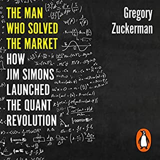 The Man Who Solved the Market cover art