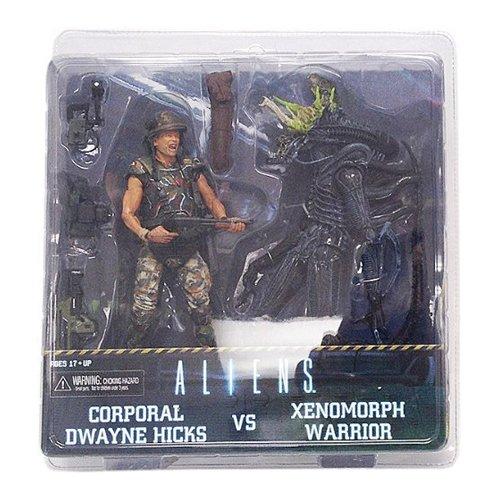 Desconocido Aliens 016195 - Pack 2: Hicks Vs Blue Warrior, Figuras ...