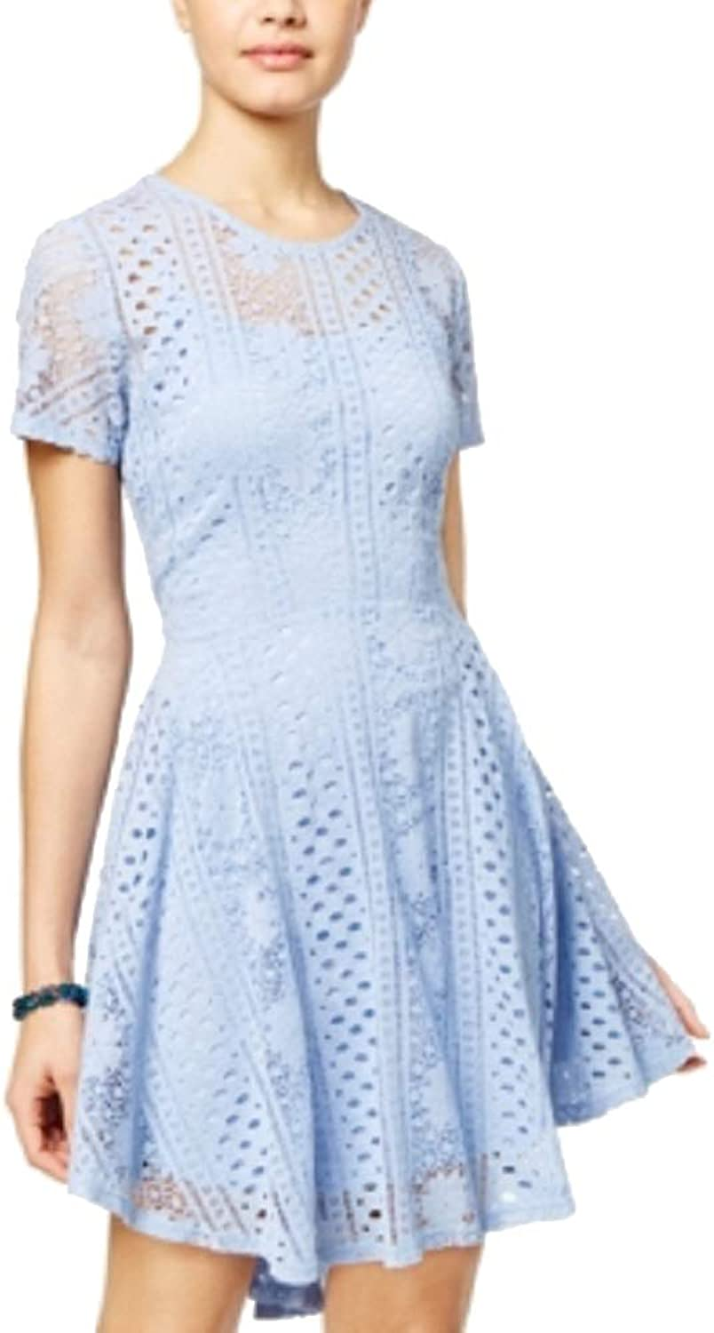 American Rag Lace Fit & Flare Dress