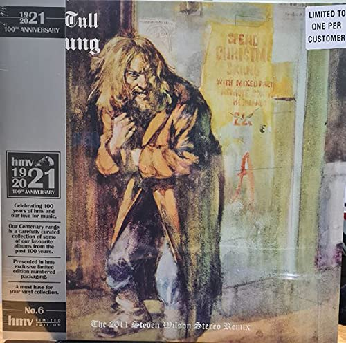 Jethro Tull - Aqualung (LP Color) [Vinilo]
