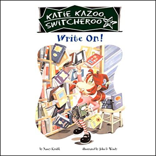 Write On! cover art