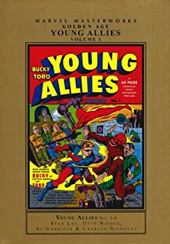 Marvel Masterworks: Golden Age Young Allies, Vol. 1 - Book #121 of the Marvel Masterworks