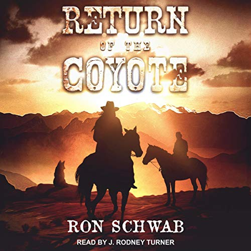 Return of the Coyote cover art