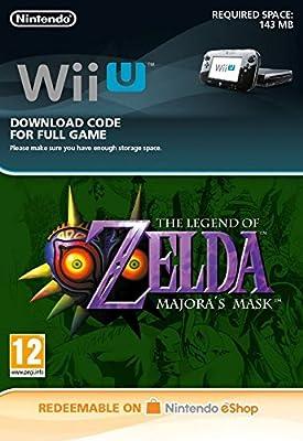 The Legend of Zelda: Majora's Mask N64 [Wii U Download Code]