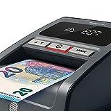 Safescan 155-S Schwarz - Automatisches Falschgeld Prüfgerät zur 100% Sicherheit - 2