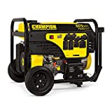 Champion Power Equipment 100538 9375/7500-Watt Portable Generator with Electric Start