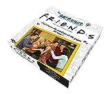 FRIENDS Quiz et Gages ! - Jeu de société/jeu de plateau officiel F.R.I.E.N.D.S - Dès 14 ans et adulte