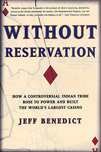 [(Without Reservation )] [Author: J. Benedict] [Jan-2002]