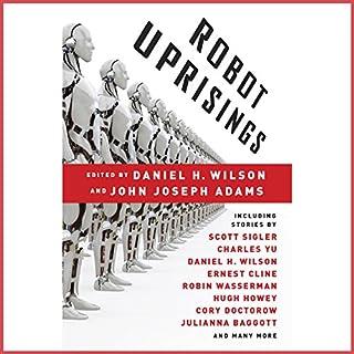 Robot Uprisings cover art