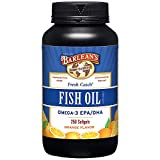 Best Barleans Cod Liver Oils - Barlean's Fresh Catch Fish Oil, Omega-3, 1000mg EPA/DHA Review