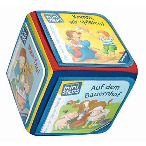 Ravensburger 04126 ministeps Bücher - Mein erster Bücher-Würfel