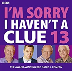 I'm Sorry I Haven't A Clue - 13