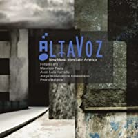 New Music From Latin America by Altavoz Composers (2013-05-03)