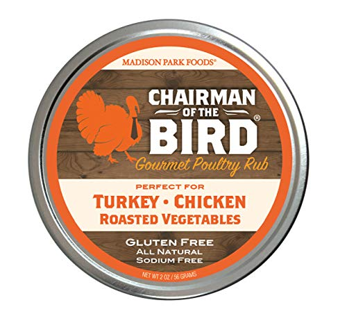 Chairman of the Bird® Classic Restaurant Herb Seasoning Rub for Chicken, Turkey & Vegetables -...