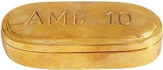 Jonathan Adler Brass Pill Box - Ambien