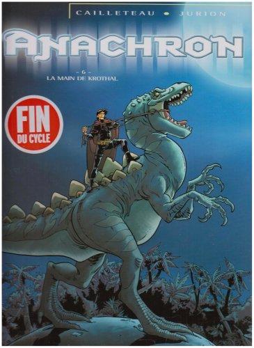 Anachron - Tome 06: La main de Krothal