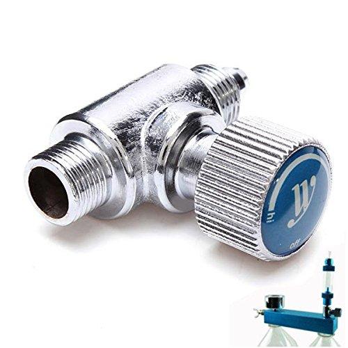 Bazaar WYIN W00-01C Micrometerventiel Naaldventiel CO2-regelaar