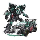 Jetta King Juguetes de Transformers, SS-58 Roadhog Enhanced Clase D Trueno Equipo de Rescate del Juguete Armado