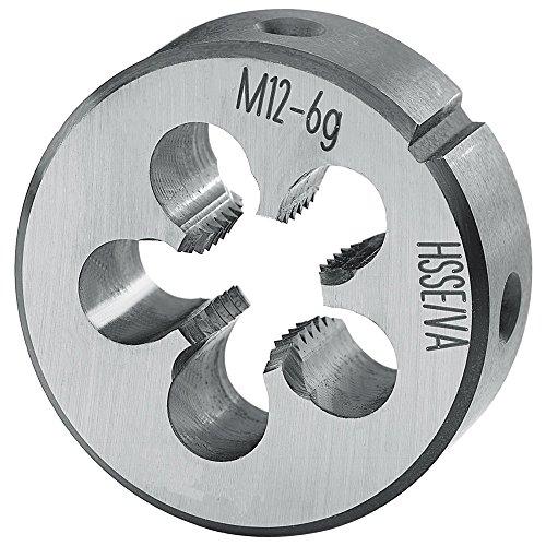 Filière, métrique, HSSE ASP, Filetage : M2*, Pas 0,40 mm, Ø extérieur x hauteur 16 x 5 mm