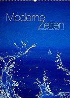 Moderne Zeiten (Wandkalender 2022 DIN A2 hoch): Zeitgenoessische Werke des Fotografen Edmund Naegele F.R.P.S. (Monatskalender, 14 Seiten )