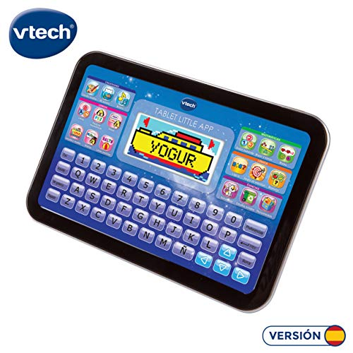 VTech Little App Tableta educativa Infantil con Pantalla LCD