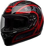 BELL Helmet Qualifier Scorch Black/Red M