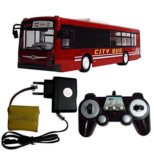 Rayline RC Bus DOUBLE EAGLE E635-003 Rot