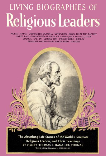Living Biographies of Religious Leaders: Library Edition