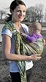 Lite-on-Shoulder Baby Sling Ergonomic, Cotton, Adjustable Baby Carrier