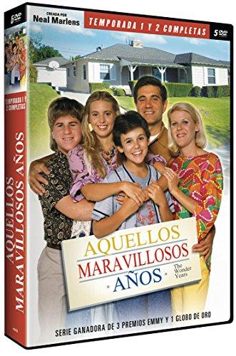 Aquellos Maravillosos Años Serie TV (Temporadas 1 y 2)  5 DVD The Wonder Years