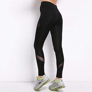 WHFDDDK Frauen Yoga Hosen Workout Fitness Kleidung Joggen Laufhose Strumpfhosen Stretch Print Sportswear Yoga Leggins