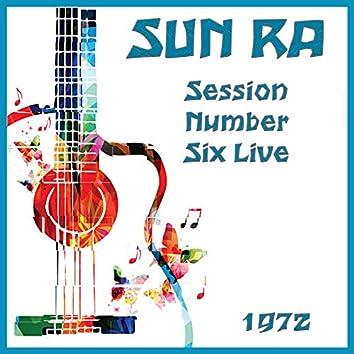 Session Number Six Live (Live)