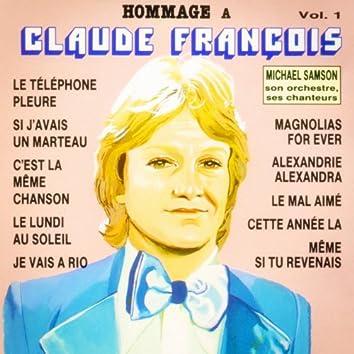 Hommage à Claude François, Vol. 1