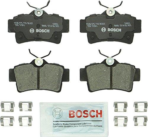 Bosch BC627 QuietCast Premium Ceramic Disc Brake Pad Set For Ford: 1994-2004...