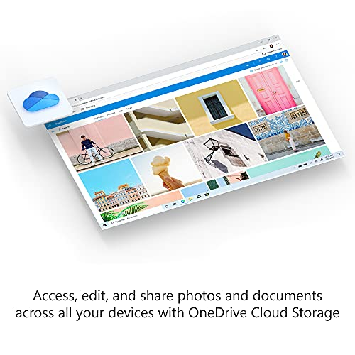 Microsoft 365 Personal |Email delivery in 1 hour| 12-Month Subscription, 1 person | Premium Office apps | 1TB OneDrive cloud storage | Windows/Mac 6